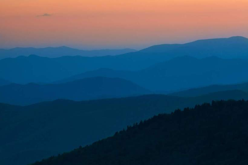 Mystical Twilight Valleys